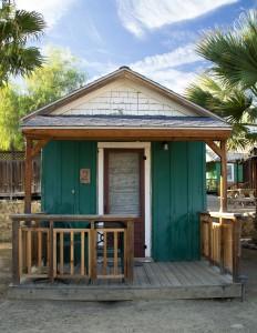 Cabin #2 - Exterior