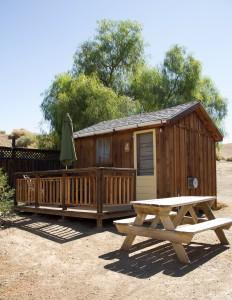 Cabin #4 - Exterior