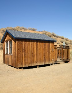 Cabin #6 - Exterior