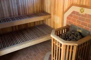 Dry Sauna (clothing required)