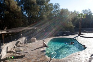 Swimming Pool - temperature seasonally adjusted between 75-85 degrees (Photo by Kat Woronowicz)