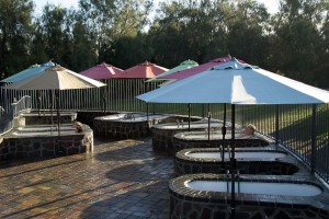 Therapeutic Hot Tubs - clothing required (Photo by Jerzy Aust)