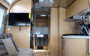 Airstream #1 - Interior