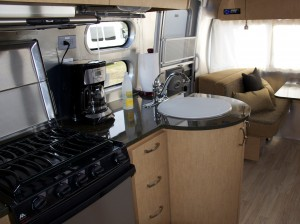 Airstream #2 - Interior