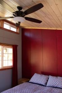 Cabin #8 - Interior