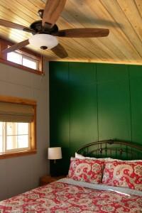 Cabin #9 - Interior