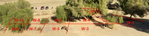 RV Sites (From W-1 To W-10)